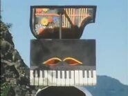 Piano mask