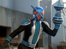 S.P.D. = Bluehead Krybot 01