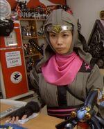 Kozkoz as Flower Ninja Sakura