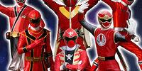 Sentai Gashapon