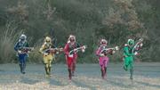 Dekaranger (Super Hero Taisen)