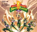 Mighty Morphin Power Rangers (Boom! Studios) Issue 9