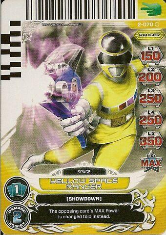 File:Yellow Space Ranger Card.jpeg