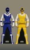 SM Blitz Ranger Keys