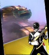 Black Lion Thunderzord Megazord Madness