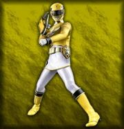 Gosei Yellow (Dice-O)