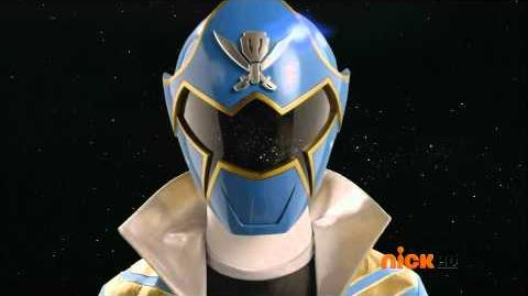 Power Rangers Super Megaforce - Super Mega Mode Morph 1 (HD)