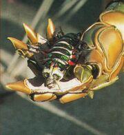 Zyu-Dora Silkis worm
