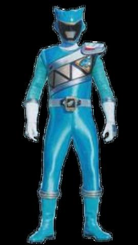 File:Aqua Dino Charge Ranger & Kyoryu Aqua.png