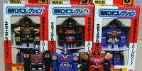 Robo Sentai Collection
