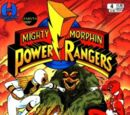 Mighty Morphin Power Rangers (Hamilton) Vol. 1 Issue 4