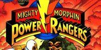Mighty Morphin Power Rangers (Hamilton) Vol. 1 Issue 4