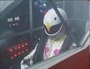 Jetman white