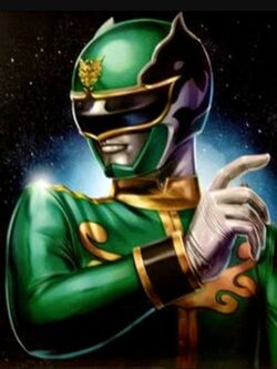 Gosei-green-lost