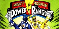 Mighty Morphin Power Rangers (Marvel) Vol. 1 Issue 6