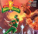 Mighty Morphin Power Rangers (Boom! Studios) Issue 13