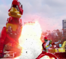 Brave 1: He's Here! The Bright Red King