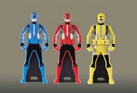 Gobusters Ranger Keys