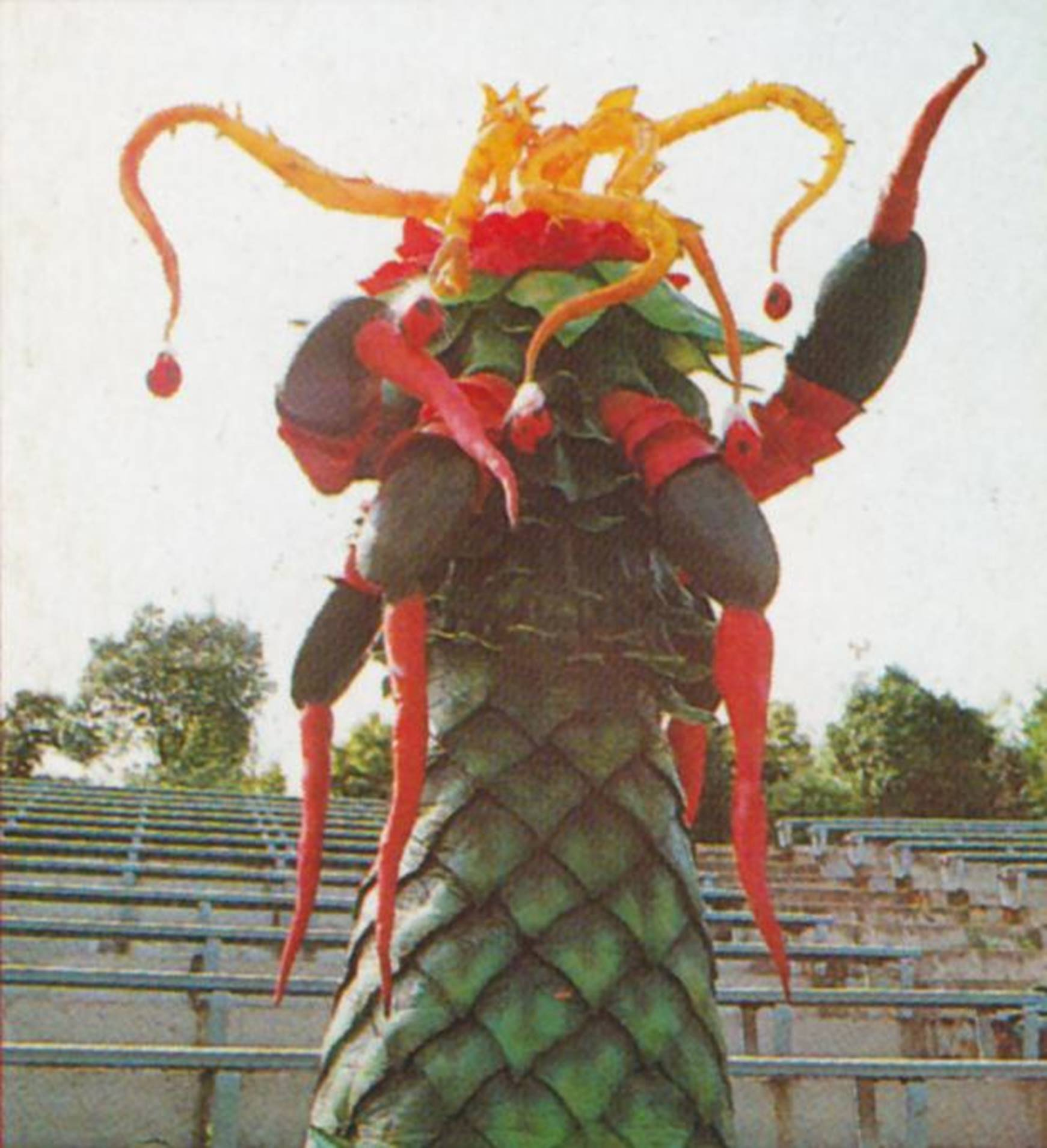 COUNTDOWN: The Top 30 'Zyuranger' Villains — Kinetoscope