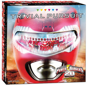 Power Rangers Trivial Pursuit