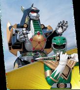 Dragonzord Megazord Madness