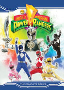 Shout Factory Complete MMPR 2