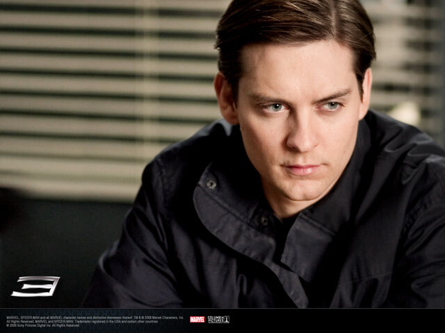 File:Tobey Maguire in Spider-Man 3 Wallpaper 12 800.jpg