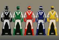 Liveman Ranger Keys