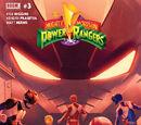 Mighty Morphin Power Rangers (Boom! Studios) Issue 3