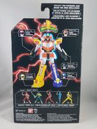 Legacy Collection MMPR Packaging Rear