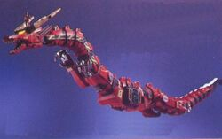 MMPR Red Dragon