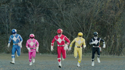 Zyuranger (Super Hero Taisen)