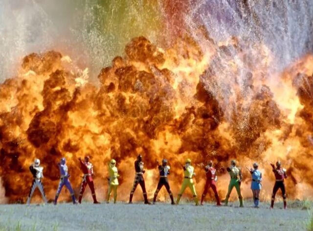 File:Ninja Storm & Dino Thunder Team up.jpg