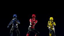 DSZ Gokai Change Go-Busters
