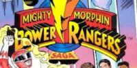 Mighty Morphin Power Rangers Saga Issue 1