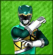 Kyoryu Green (Dice-O)