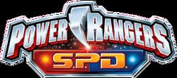 Power Rangers SPD S13 Logo 2005