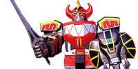 Megazord/toys