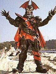 Megaranger Neo-Bat Nezire