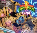 Mighty Morphin Power Rangers: Pink Issue 4