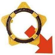 StarNinger Shuriken (Chip-Less)