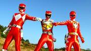 ZSK vs. TSG - Red Tyranno Trio