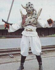 GSD-Haniwa Ventriloquist puppet