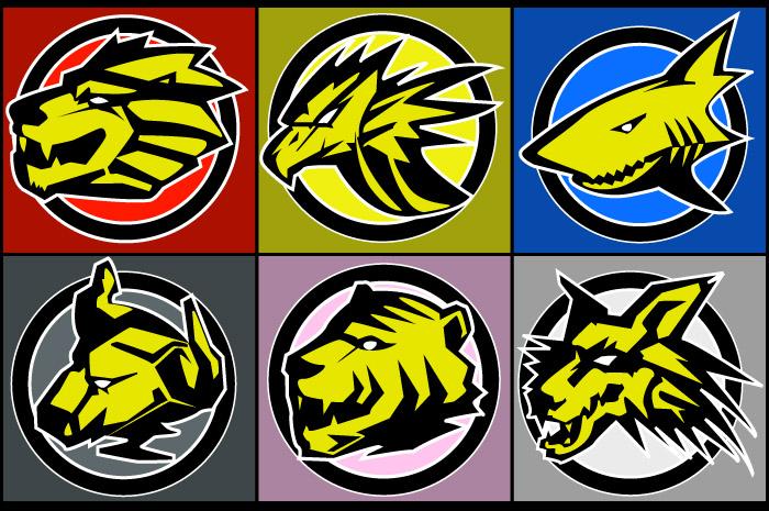 Power Rangers Ninja Storm Wind Rangers