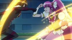 Seiji VS PreCure