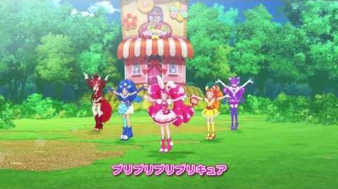 【キラキラ☆プリキュアアラモード】エンディング 「レッツ・ラ・クッキン☆ショータイム」 (歌:宮本佳那子)