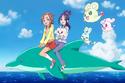 Splash Star Going to Haru no Carnvia