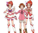 Cure Rouge/Rin Natsuki