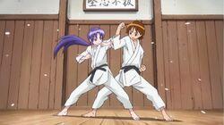 Seiji and iona