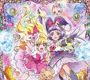 Mahou Tsukai Pretty Cure! DVD and Blu-ray